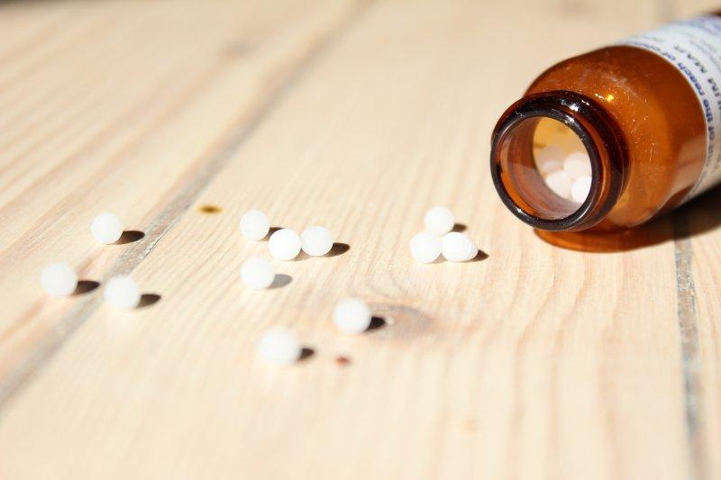 Homeopati gulv