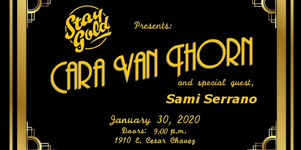 Cara Van Thorn EP Pre-Release Show