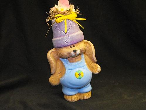 Papa Crack Pot Rabbit