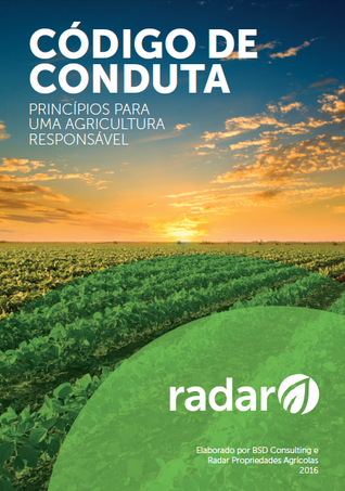 Lançamento do Código de Conduta da Radar (Principles for Responsible Investment in Farmland)