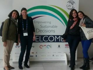 5ª Conferência Global da GRI em Amsterdam: EMPOWERING SUSTAINABLE DECISIONS