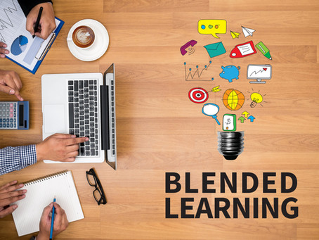 Blended Learning - Clarifying the status quo in employee training