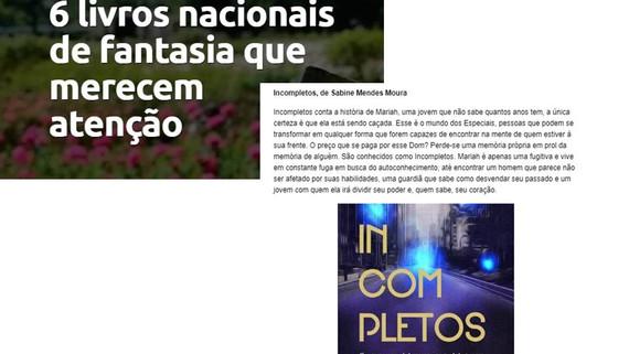 CDL - Cabana do Leitor (2018)
