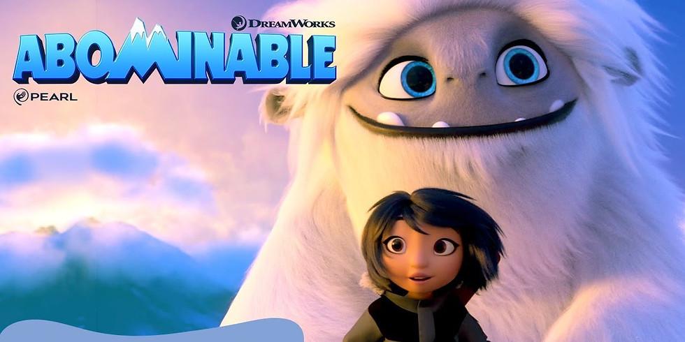 Family Movie Night - Abominable