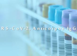 SARS-CoV-2, Anticorpos IgG