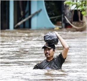 Jakarta Flood Warning System