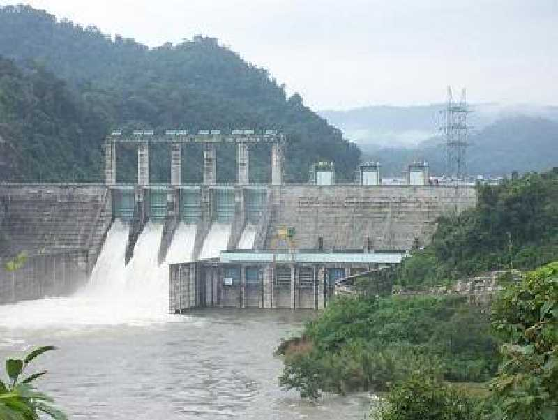 Kotapanjang Hydro Electric Power