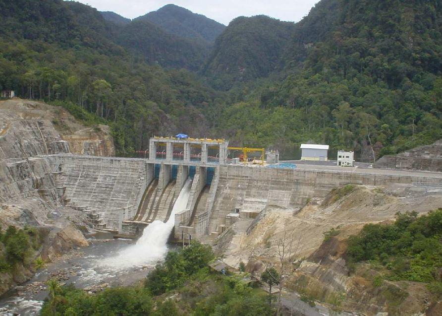Sipan Sihaporas Hydro Power Scheme