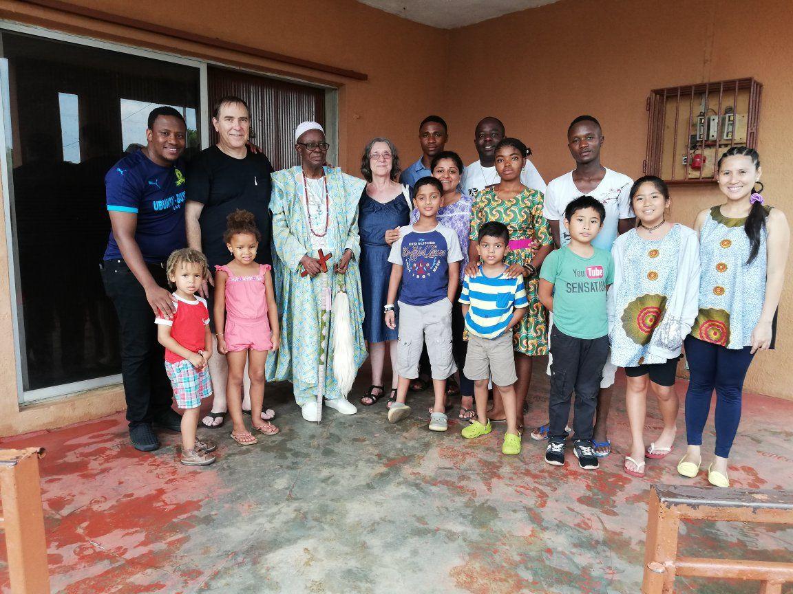 NBIC's 1st Imala mission trip