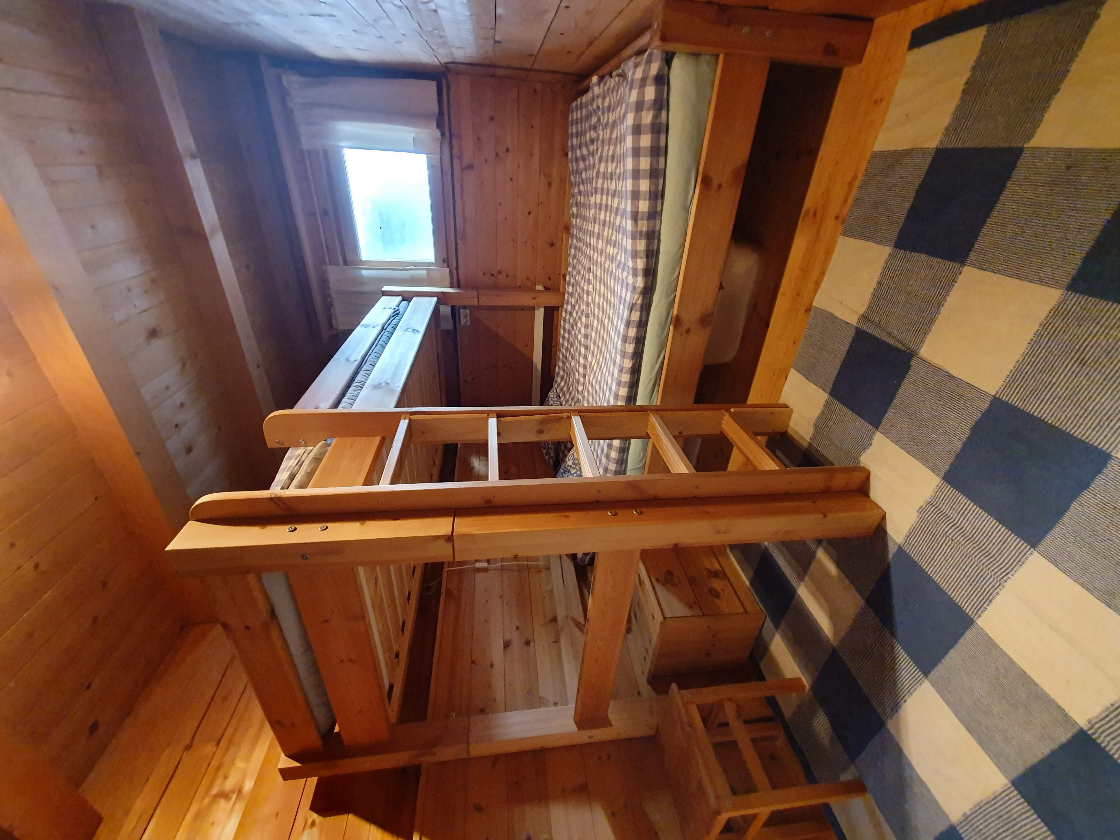3er Schlafzimmer Gamssteig (oben)