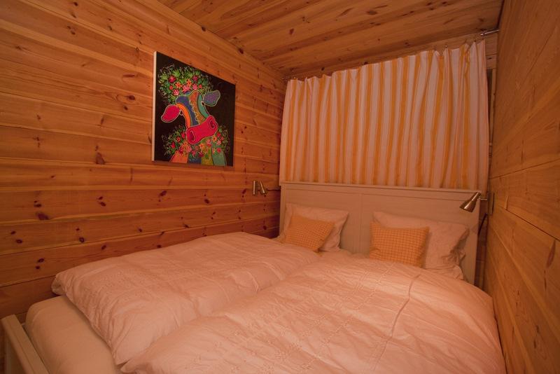 2er Schlafzimmer Almrausch (unten)