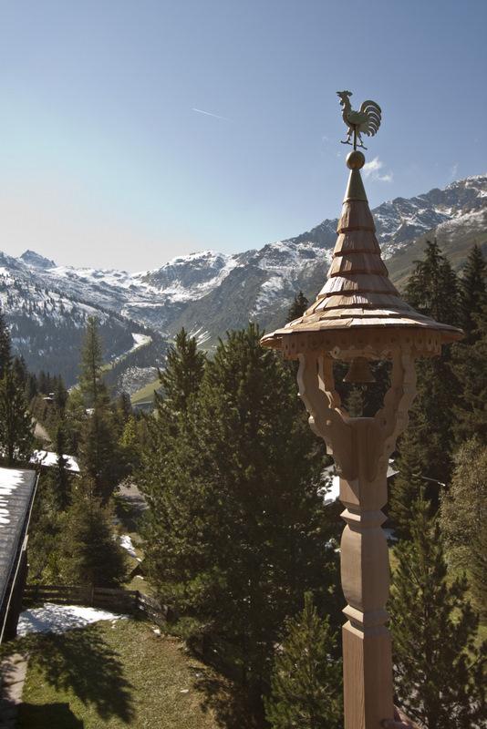 Ausblick Gamssteig (oben)