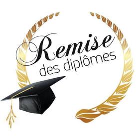 CEREMONIE DE REMISE DES DIPLÔMES DECERNES AUX ELEVES DE L'EFC