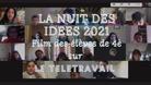 """მე-8 კლასის მოსწავლეების ფილმი """"იდეების ღამე 2021"""""""