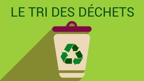 Tri des déchets à l'EFC