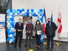 Madame Imma Tor Faus se rend à l'Ecole Française du Caucase