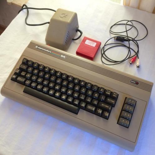 Commodore 64 Complete set