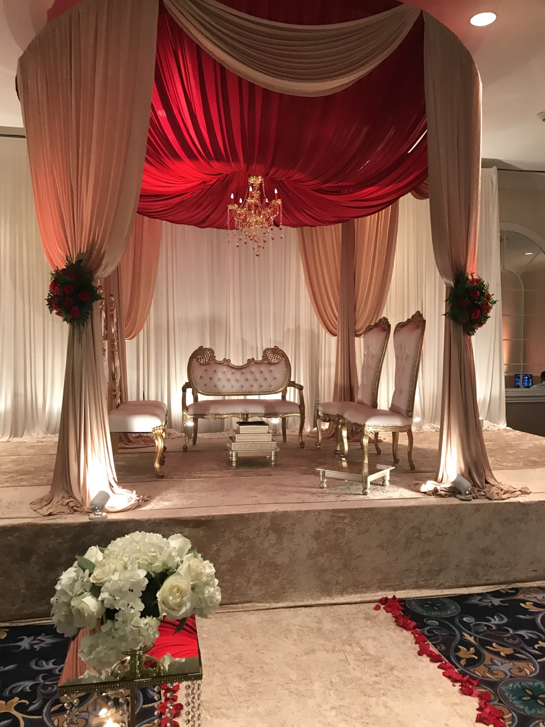 Hindu indian wedding chicago