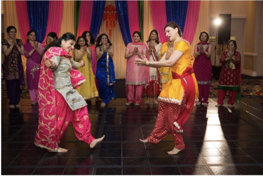 indian wedding chicago dancing
