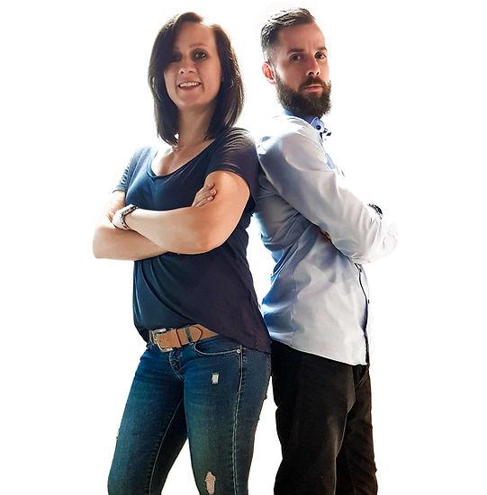 Tanja Schmidt und Marvin Schippers eigentümer Goldschmiede Weißgerber in Wegber