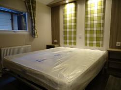 Nordik slaapkamer