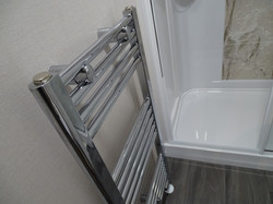 Nordik badkamer