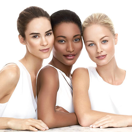 Jane Iredale Make-Up Models