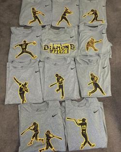Djacks Nike shirts