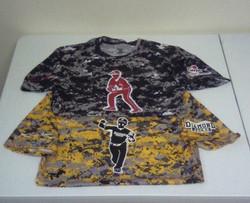Custom Baseball Digi Shirts