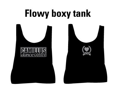CDC boxy tank