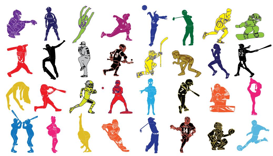 Kicks Custom logos 9