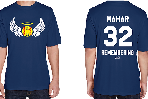 Ed Mahar Memory Shirt