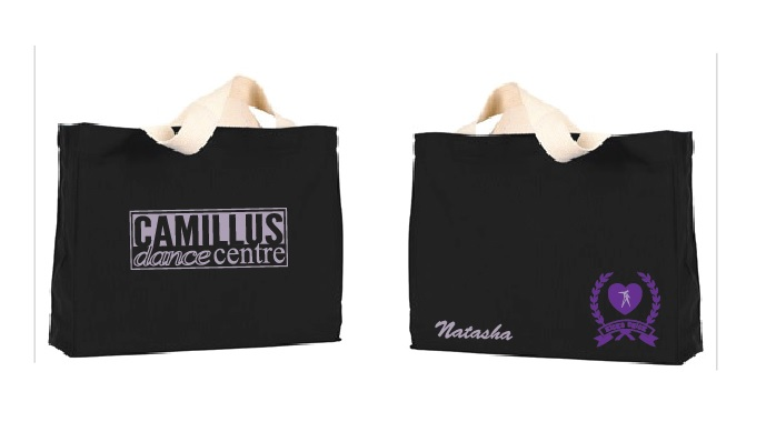 CDC tote bags