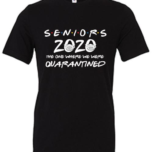 2020 Seniors Quarantine