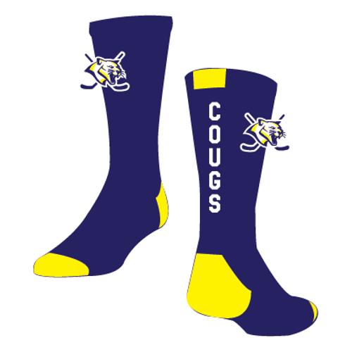 mid crew socks