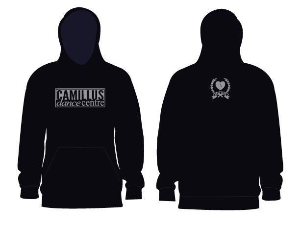 CDC hoodie