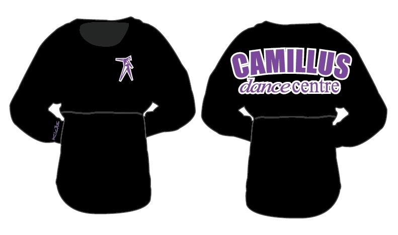 CDC jersey shirt