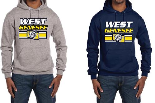 WG Double Dry Champion hooded sweatshirt