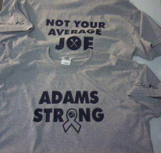 Adams Strong shirts
