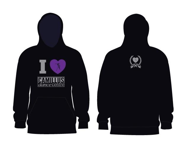 CDC hoodie II