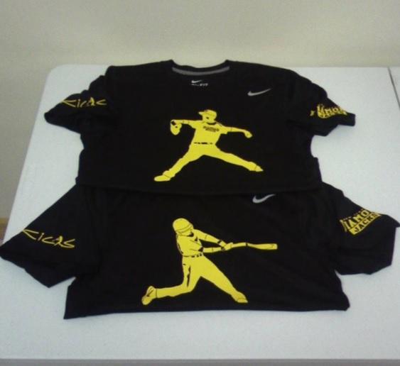Custom DiamondJacks Shirts