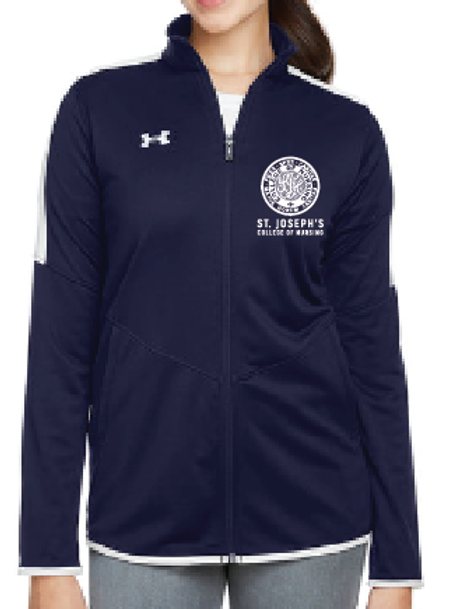 Under Armour full zip polyester jacket