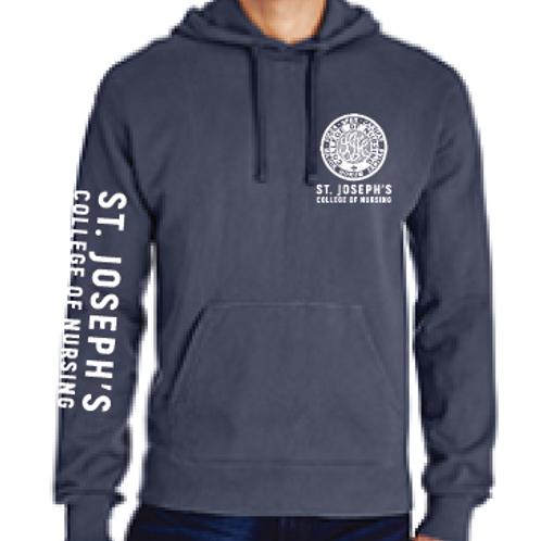 Hanes Comfort wash hooded sweatshirt