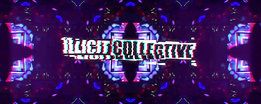 Background Visuals for ILLICIT COLLECTIVE