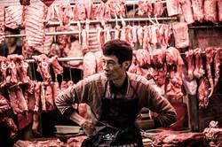 hong kong meat market