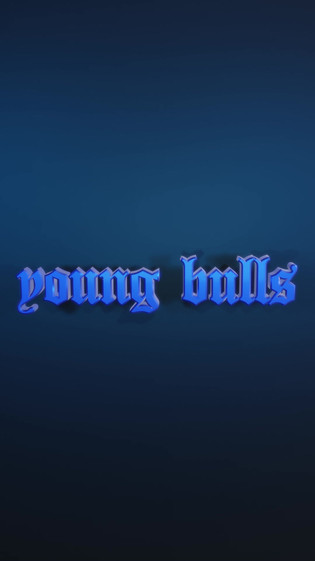 Lil Blurry Young Bulls Graphic
