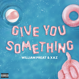 """""""GIVE YOU SOMETHING"""" Album Cover"""