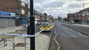 Man dies following altercation near to Eastcote underground station