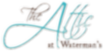 The Attic at Waterman's Logo