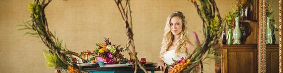 Bride in The Attic at Waterman's